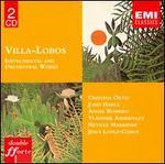 Villa-Lobos: Instrumental and Orchestral Works - Angel Romero (guitar); Cristina Ortiz (piano); John Harle (saxophone)