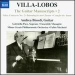 Villa-Lobos: The Guitar Manuscripts, Vol. 2