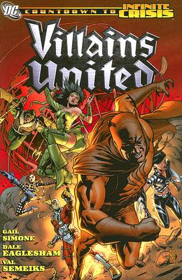 Villains United - Simone, Gail