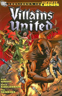 Villains United - Simone, Gail