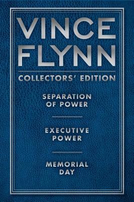 Vince Flynn: Separation of Power/Executive Power/Memorial Day - Flynn, Vince
