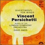 Vincent Persichetti: Divertimenti For Winds