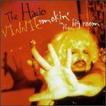 Vinnie Smoking in the Big Room
