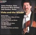 Viola and the Winds - Jack Sanders (guitar); James Dunham (viola); John Barcellona (flute); Peter Christ (oboe); Timm Boatman (percussion);...