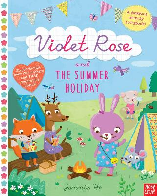 Violet Rose and the Summer Holiday -