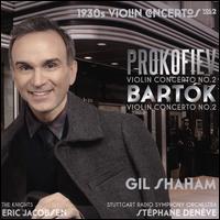 Violin Concertos of the 1930s Vol.2: Prokofiev and Bartók - Gil Shaham (violin)