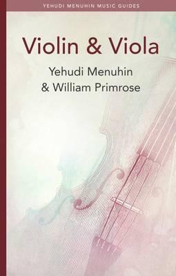 Violin & Viola - Menuhin, Yehudi, and Primrose, William