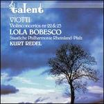 Viotti: Violin Concertos