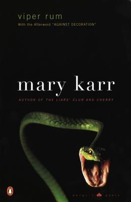Viper Rum - Karr, Mary