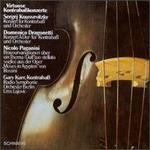 Virtuoso Double-Bass Concertos