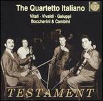 Vitali, Vivaldi, Galuppi, Boccherini & Cambini