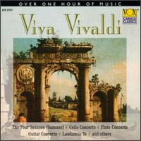 Viva Vivaldi - Alberto Alvaros (oboe); Alberto Caroldi (oboe); Alfio Gerbi (clarinet); Alois Spach (horn); Carmen Repetto (soprano); Friederike Sailer (soprano); Gli Accademici di Milano; Gottfried Roth (horn); Hans-Martin Linde (piccolo); Heinz Zickler (trumpet)