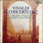 Vivaldi: 12 Concerti Op. 7