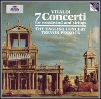 Vivaldi: 7 Concerti - Alberto Grazzi (bassoon); Catherine Latham (recorder); David Watkin (cello); Jane Coe (cello); Lorraine Wood (oboe);...