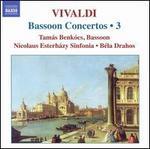 Vivaldi: Bassoon Concertos, Vol. 3