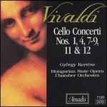 Vivaldi: Cello Concerti Nos. 1, 4, 7-9, 11 & 12