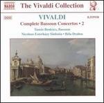 Vivaldi: Complete Bassoon Concertos, Vol. 2