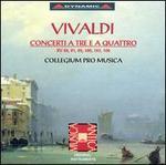 Vivaldi: Concerti a Tre e a Quattro