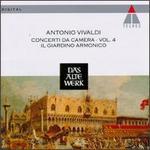 Vivaldi: Concerti da Camera, Vol. 4