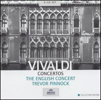 Vivaldi: Concertos - Anthony Pleeth (cello); Carlos Riera (chalumeau); Colin Lawson (chalumeau); David Reichenberg (oboe);...