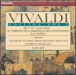 Vivaldi Edition, Vol. 2: Op. 7-12