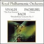 Vivaldi: Four Seasons; Bach: Brandenburg Concerto No. 3; Pachelbel: Canon