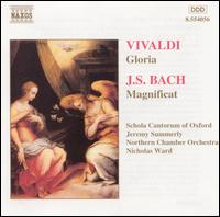 Vivaldi: Gloria; Bach: Magnificat - Schola Cantorum of Oxford; Northern Chamber Orchestra