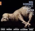 Vivaldi: Nisi Dominus; Pergolesi: Stabat Mater
