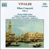 Vivaldi: Oboe Concerti, Vol. 2 - Gabor Kosa (harpsichord); Judit Kis Domonkos (cello); Stefan Schilli (oboe); Failoni Orchestra; Pier Giorgio Morandi (conductor)