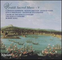 Vivaldi: Sacred Music, Vol. 9 - Carolyn Sampson (soprano); Joanne Lunn (soprano); Joyce DiDonato (mezzo-soprano); Nathalie Stutzmann (contralto);...