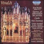 Vivaldi: Sacrum (Missa in C); Domine ad adiuvandum me festina; Credo; Nisi Dominus