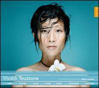 Vivaldi: Teuzzone - Antonio Giovannini (counter tenor); Delphine Galou (contralto); Furio Zanasi (baritone); Makoto Sakurada (tenor);...