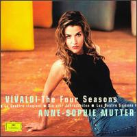 Vivaldi: The Four Seasons; Tartini: Devil's Trill - Anne-Sophie Mutter (violin); Trondheim Soloists (Trondheimsolistene); Anne-Sophie Mutter (conductor)