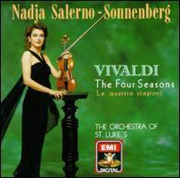 Vivaldi: The Four Seasons - John Feeney (bass); Kay Stern (violin); Krista Bennion Feeney (violin); Myron Lutzke (cello);...