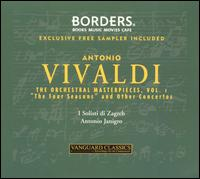 Vivaldi: The Orchestral Masterpieces, Vol. 1 [Exclusive Free Sampler Included] - Adolf Holler (mandolin); Akira Eguchi (piano); Albert Linder (horn); Alfred Brendel (piano); Alfred Deller (counter tenor);...