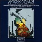 Vivaldi: The Sonatas for cello & basso continuo