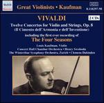 Vivaldi: Twelve Concertos, Op. 8 (Includes the First Ever Recording of the Four Seasons)