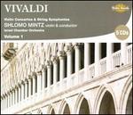 Vivaldi: Violin Concertos & String Symphonies, Vol. 1