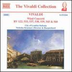 Vivaldi: Wind Concerti