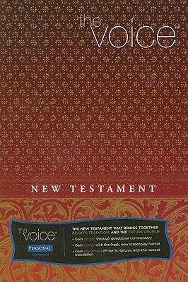 Voice New Testament-VC - Nelson Bibles (Creator)