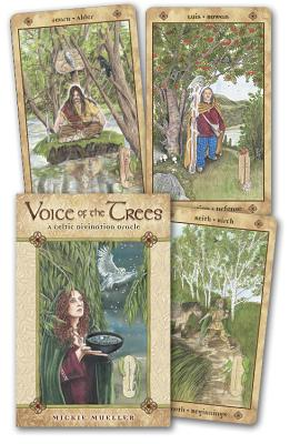 Voice of the Trees: A Celtic Divination Oracle - Mueller, Mickie