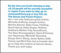 Voices and Faces Project, Vol. 1 - Various Artists