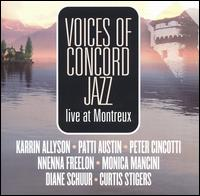 Voices of Concord Jazz: Live at Montreux - Various Artists