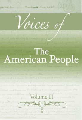 Voices of the American People, Volume 2 - Longman, Longman, and Longman, D J, and Longman, Softside