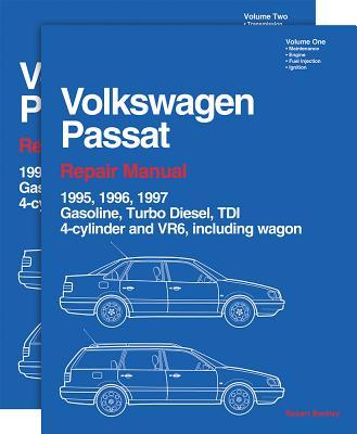 volkswagen passat official factory repair manual 1995 1997 book by rh alibris com bentley volkswagen passat service manual b5 passat bentley manual