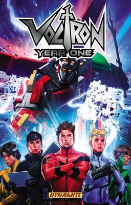 Voltron Year One - Thomas, Brandon, and Cermak, Craig (Artist)