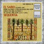 Vox Iberica III: El Sabio