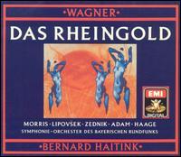 Wagner: Das Rheingold - Andreas Schmidt (vocals); Eva Johansson (vocals); Hans Tschammer (vocals); Heinz Zednik (vocals); Jadwiga Rappe (vocals);...