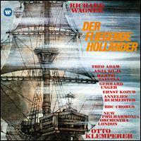 Wagner: Der fliegende Holländer - Anja Silja (vocals); Annelies Burmeister (vocals); Ernst Kozub (vocals); Gerhard Unger (vocals); Martti Talvela (vocals);...
