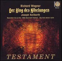 Wagner: Der Ring des Nibelungen [Box Set] - Astrid Varnay (vocals); Elisabeth Schartel (vocals); Georgine von Milinkovic (vocals); Gerda Lammers (vocals);...